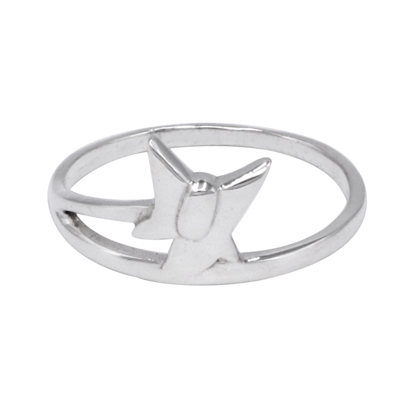Unique Design 925 Sterling Silver Ring For Girls Women Jewelry