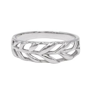 925 Sterling Silver Tree of Life Ring For Girls Jewelry